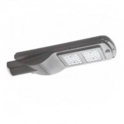 Farola Solar LED 40W. Vista 3D.