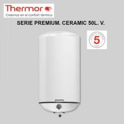 THERMOR. TERMO ELECTRICO CERAMIC 50L V